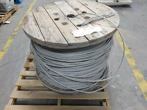 General Cable Acsr ga2 Aluminum Cable Steel Reinforced 6000 Ft T144402