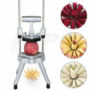 French Fry Cutter Fruit Vegetable Cutter Stainless Steel 1 4 3 8 Commercial