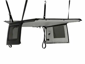Redrock 4x4 Manual Hard Top Hoist Fits Jeep Wrangler Jk 2007 2018 4 Door