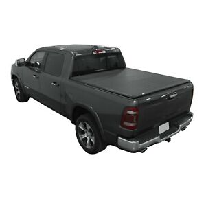 New Truck Pickup Pick up Bed Tonneau Cover Vinyl Soft None For Toyota Tundra