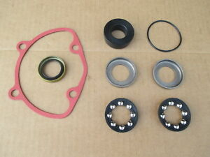 Steering Assembly Box Repair Kit For Ih International 154 Cub Lo boy 184 185