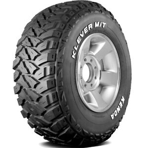 4 New Kenda Klever M t Lt 265 70r17 Load E 10 Ply Mt Mud Tires