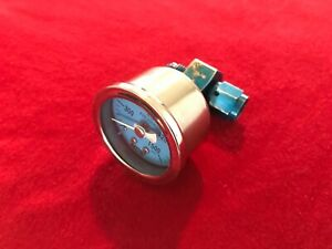 Nitrous Pressure Gauge With 4an Fitting Drag Race Parts