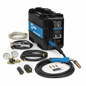 Miller Multimatic 200 Mig Tig Stick Welder 907518