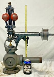 New Judson 2 Vertical Fly Ball Governor Steam Gas Oilfield Engine Hit Miss