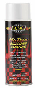 Dei High Temp Exhaust Wrap Header Silicone Coating New