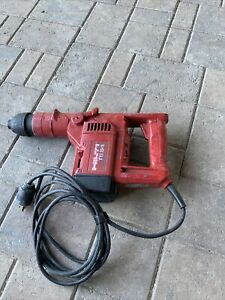Hilti Te54 Sds Max Hammer Drill And Demo Hammer Swiss Made