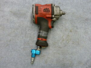 Mac High Performance 1 2 Drive Air Impact Wrench