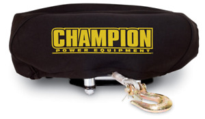 Weather Resistant Neoprene Storage Cover Champion Truck Suv Winches 4000 5000 Lb