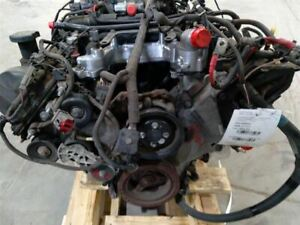 Engine 4 6l Vin X 8th Digit Sohc Gt Fits 01 04 Mustang 1711020