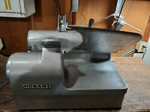 Hobart 1712 Commercial Automatic Deli Meat Slicer