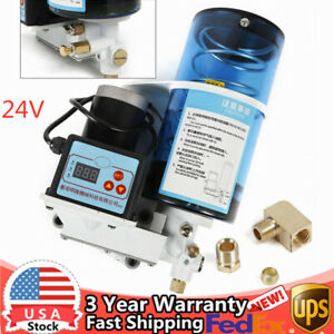 24v Electric Grease Pump 2 Model Oil Lubricant Pump For Punching Machine
