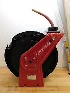 Reelcraft 50 Spring Retractable Hose Reel Rt850 olp Damaged