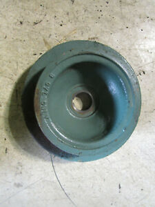 Detroit Diesel 3 53 Engine Camshaft Pulley 5121108 3 Cylinder Only Twin Groove