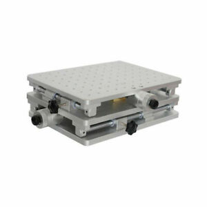 Laser Marking Machine Xy Axis Positioning Moving Work Table Workbench