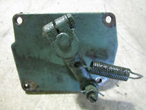 Detroit Diesel 3 53 Series Engine Governor Cover 5126362 5126361 5107138 3 53