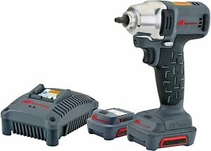 Ingersoll Rand W1120 K2 1 4 12v Cordless Impact Wrench Kit Battery And Charger