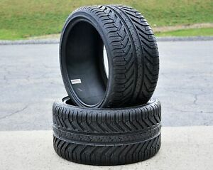 2 New Michelin Pilot Sport A s Plus 295 25r20 95y Xl As Performance Tires 2012