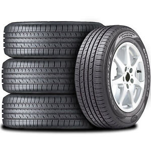4 New Goodyear Assurance Comfortred Touring 215 60r17 96h A s All Season Tires