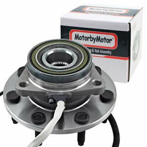 Front Wheel Bearing Hub Assembly For 1997 1998 1999 2003 Ford F 150 4x4 7 lug