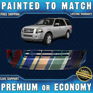 New Painted To Match Front Lower Bumper For 2007 2014 Ford Expedition Xlt 07 14