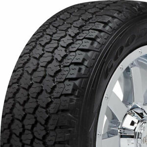 1 New 255 70r16 Goodyear Wrangler All Terrain Adventure Kevlar 111t Tires