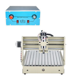 3 Axis Cnc 3040 Router Engraver Wood Drill Milling Engraving Cutting Machine
