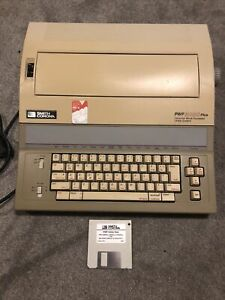 Vintage Smith Corona Pwp 5000 Plus Word Processor Office System