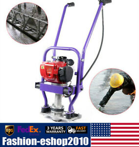 35 8cc 4 stroke Gas Concrete Wet Screed Power Vibrating Screed Cement Gx35