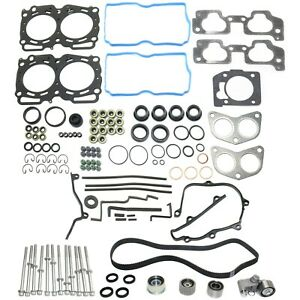 New Timing Belt Kit For Subaru Impreza Outback Forester Saab 9 2x 2005