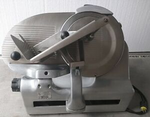 Berkel 818 Automatic Power Gravity Feed Meat Cheese Food Slicer Great Tested