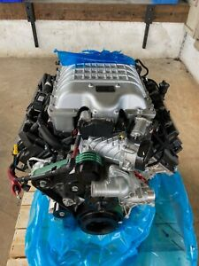 Dodge 6 2l Hellcat Redeye Crate Complete Drop In Engine Assembly New Mopar