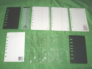 Desk Pink Ribbon Refill Lot Day Timer Planner Classic Franklin Covey