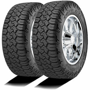 2 New Toyo Open Country C t 265 70r18 124 121q E 10 Ply Commercial Tires