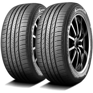 2 New Kumho Crugen Hp71 225 65r17 102v A S All Season Tires