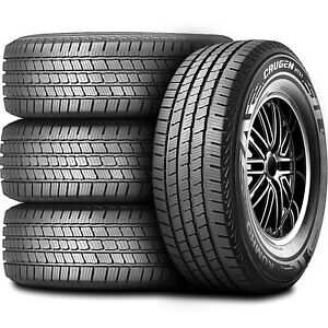4 New Kumho Crugen Ht51 255 70r18 112t A S All Season Tires