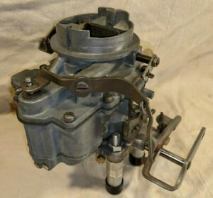 Oe Stromberg Ww 3 272 2 Barrel Carburetor Used Rebuilt Not Media Blasted