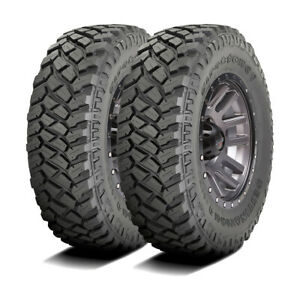 2 New Firestone Destination M T2 Lt 285 70r17 121 118q E 10 Ply Mt Mud Tires