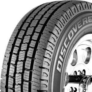 4 New Cooper Discoverer Ht3 265 70r17 121 118s E 10 Ply Commercial Tires