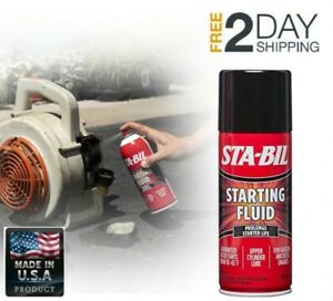 Starting Fluid Gasoline Diesel Engines Faster Starts Down To 65f 11oz