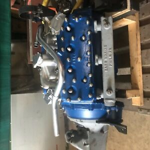 Fully Restored Ford Flathead V8engine Type 8ba 1953 Bills In Access Of 20 000eu