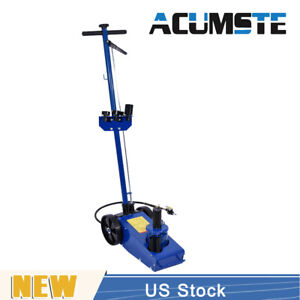 10 1 8 22 Ton Air Hydraulic Floor Jack Hd Truck Lift Jacks Service Repair Usa