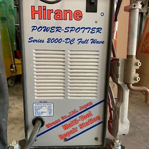 Hirane Power spotter Series 2000 dc Full Wave Spot 220 V 3 Ph Spot Welder