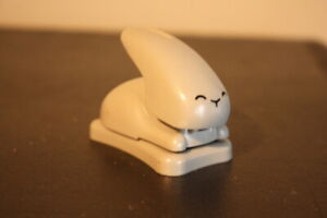 Cute Little Grey Rabbit Bunny Single Hole Paper Punch Hole Puncher