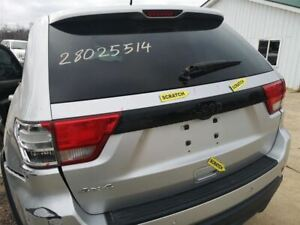 Trunk Hatch Tailgate With Rear View Camera Fits 11 13 Grand Cherokee 237954