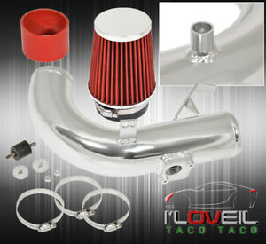 Chrome Racing Short Ram Air Induction Cold Intake Filter For 2011 2016 Scion Tc