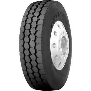 4 Toyo M320 255 70r22 5 Load H 16 Ply All Position Commercial Tires