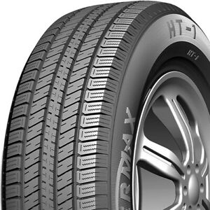 4 New Supermax Ht 1 235 55r19 101v A S All Season Tires