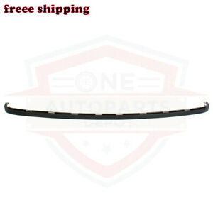 For 2003 2007 Gmc Sierra 1500 2500 3500 Front Lower Bumper Deflector Matte Black
