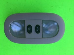 2004 2008 Ford F150 Interior Overhead Dome Map Light Lamp Sunroof Switch Oem